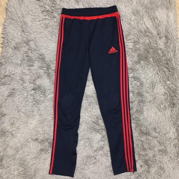 BS3691 Youth Brand New Grey Adidas Tiro17 Athletic Fashion Sweatpants
